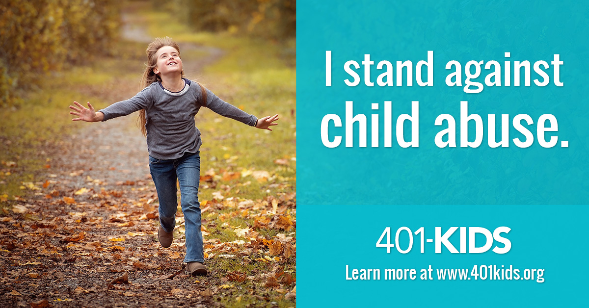 stand against child abuse